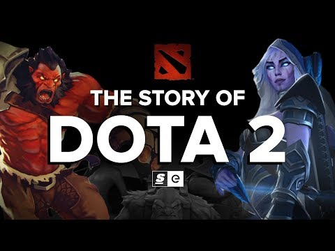 The Story of Dota 2