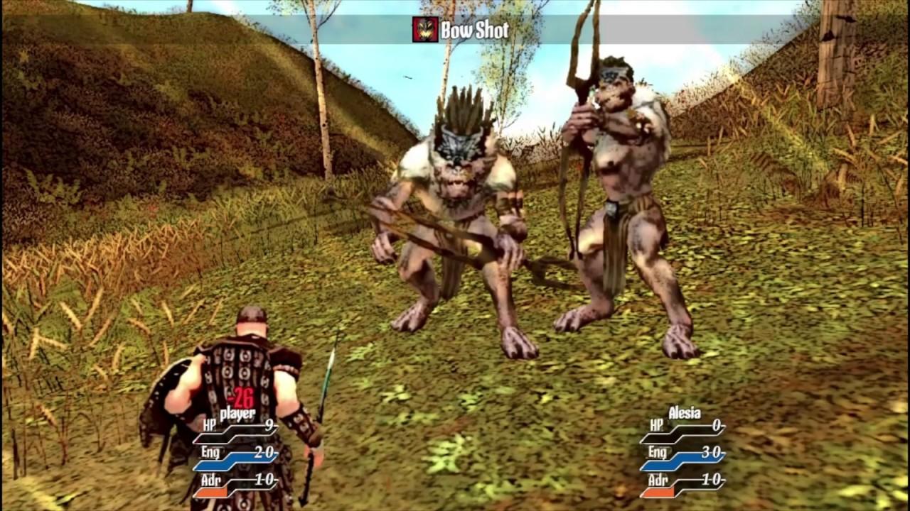 Guild Wars: RPG Maker Demo Trailer