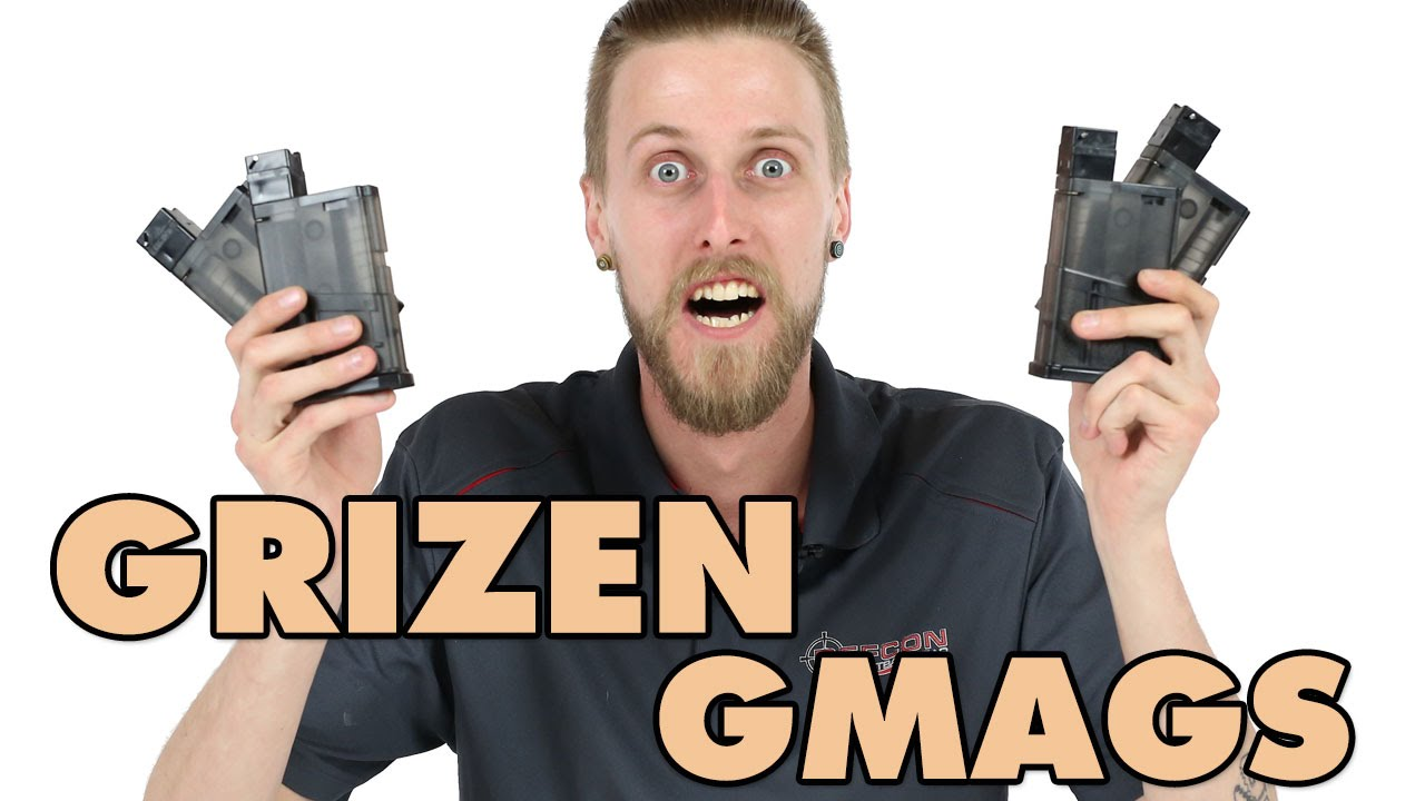 Grizen GMAG 12 Round Magazine for Milsig M17