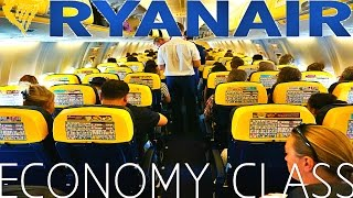 RYANAIR EXPERIENCE FROM STANSTED AIRPORT!