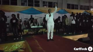 Gambar cover Minister Michael Mahendere live at MSU - Mweya Mutsveve