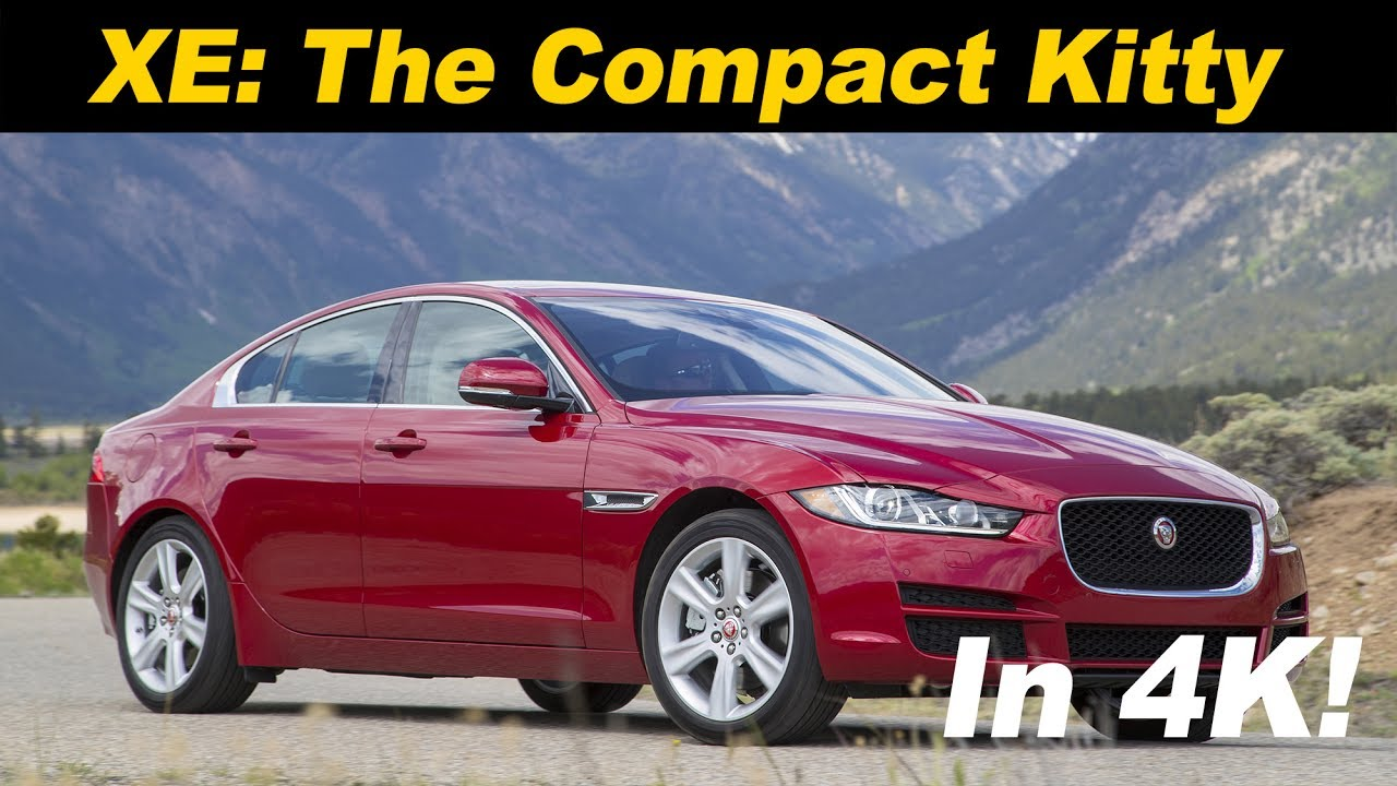 2018 jaguar xe review and road test | in 4k uhd! - youtube