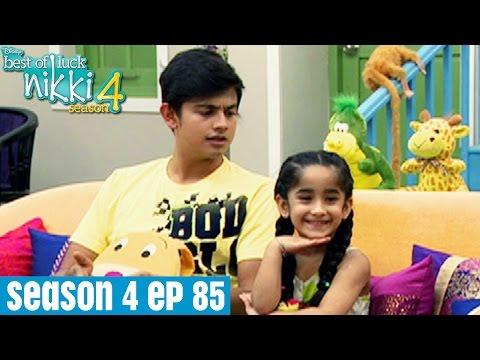 Rock, Enroll   Best Of Luck Nikki   Season 4   Episode 85   Disney India Official