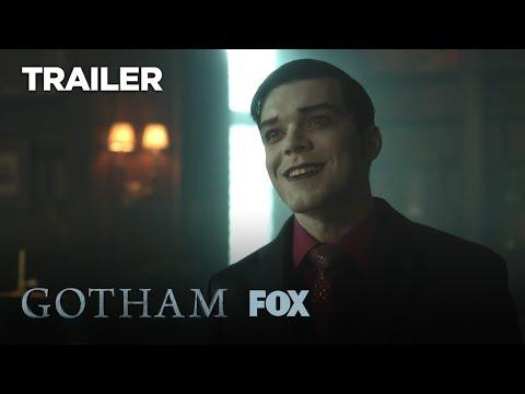 Watch:'Gotham' on FOX's Final Season Trailer (Video)
