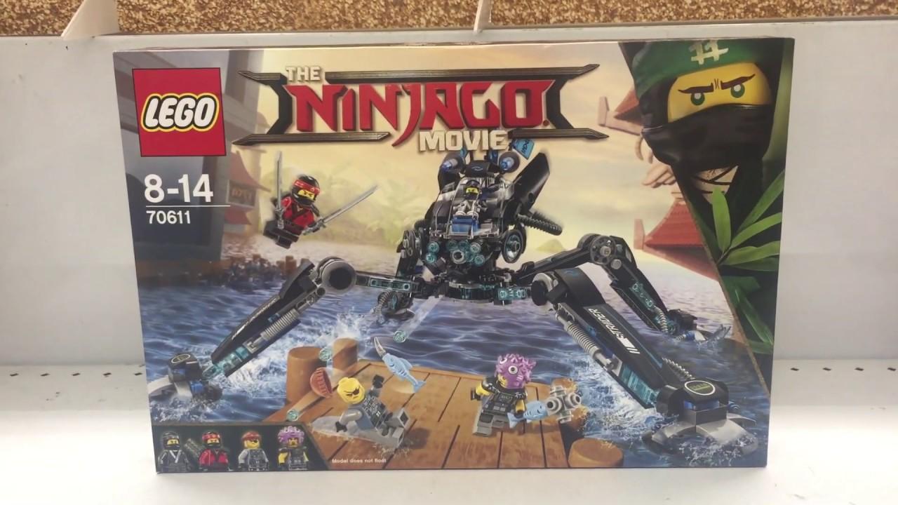 LEGO® NINJAGO™ Movie   Kai aus dem Set 70611