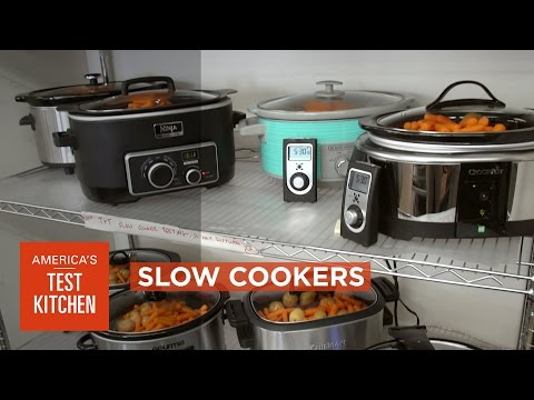 "Equipment Review: Best Slow Cookers (""Crock Pots"") & Our Testing Winner"