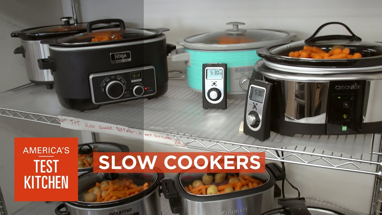 America S Test Kitchen Best Slow Cooker Review