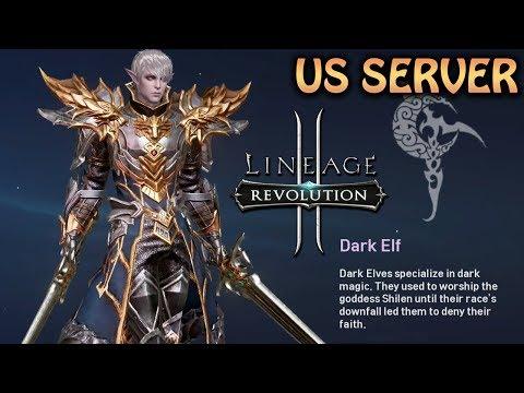 Server Baru! Ada Perbedaan?   Lineage 2: Revolution [US Server] Android MMORPG Open World