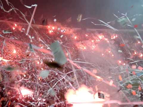 paok-vs-olympiacos,-burning-toumba-stadium---greek-cup-(hq)