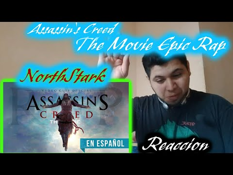 [ASSASSIN'S CREED: THE MOVIE EPIC RAP] (2017)| NorthStark | Video reaccion