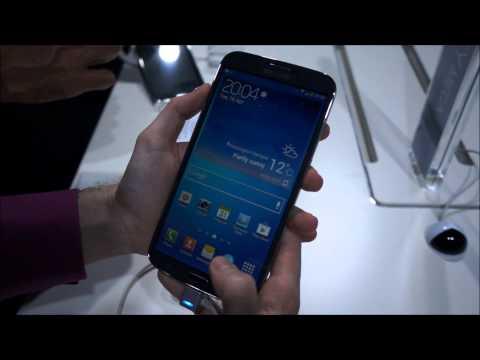Un vistazo al Samsung Galaxy Mega de 6,3 pulgadas | Engadget en español