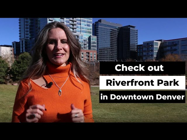 Riverfront Park in Downtown Denver