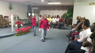 "The Watson boys praise dancing to ""I need you"" by Donnie Mcclurkin"