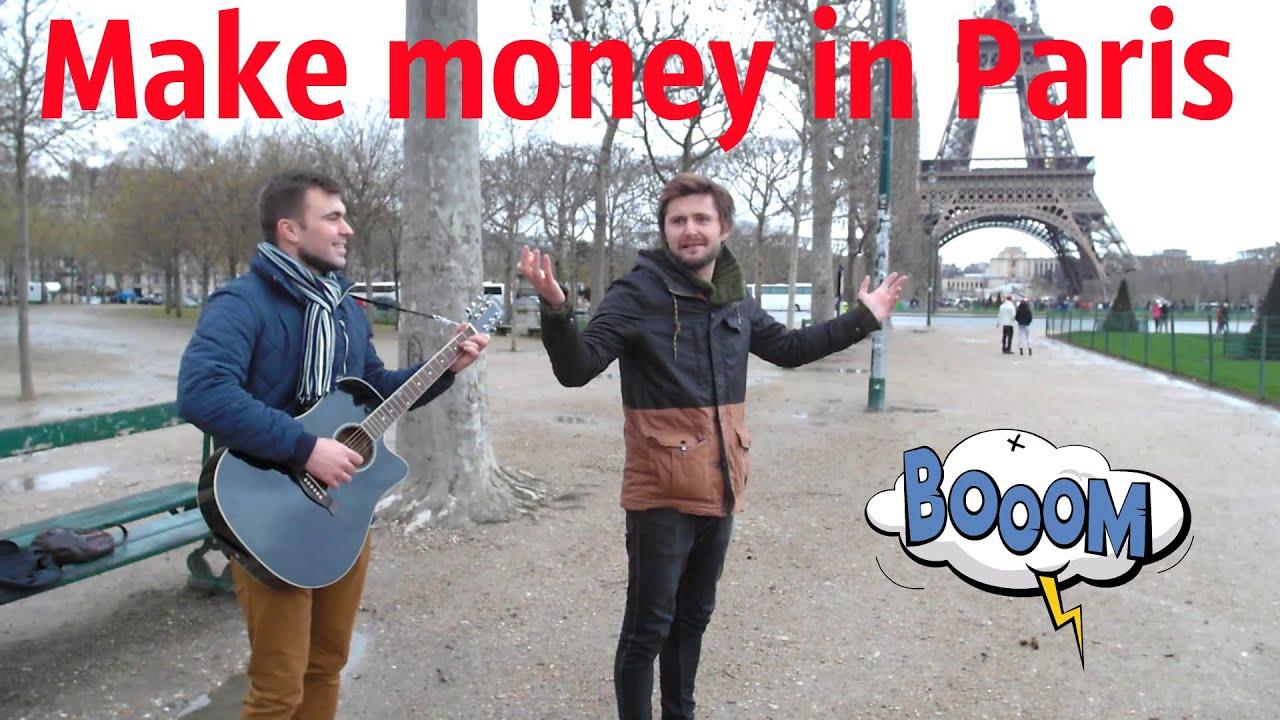 Как заработать деньги в Париже | Жизнь в Париже | Make money in Paris | Бонжур Франция