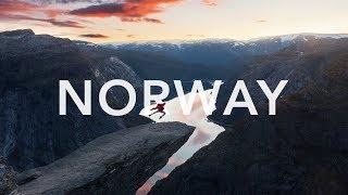 Скачать Run Away To Norway Travel Video