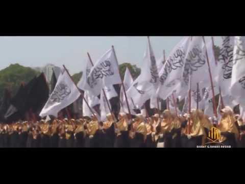 [VIDEO MUSIC]   BERKIBARLAH BENDERA RASULULLAH SAW