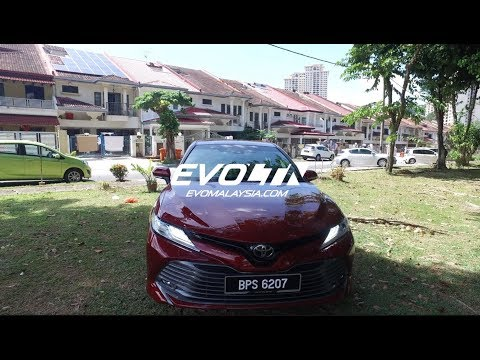 2019 Toyota Camry Detailed Walkaround Review | Evomalaysia.com