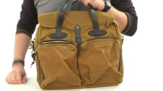 Filson 24 Hour Tin Briefcase SKU:8760917