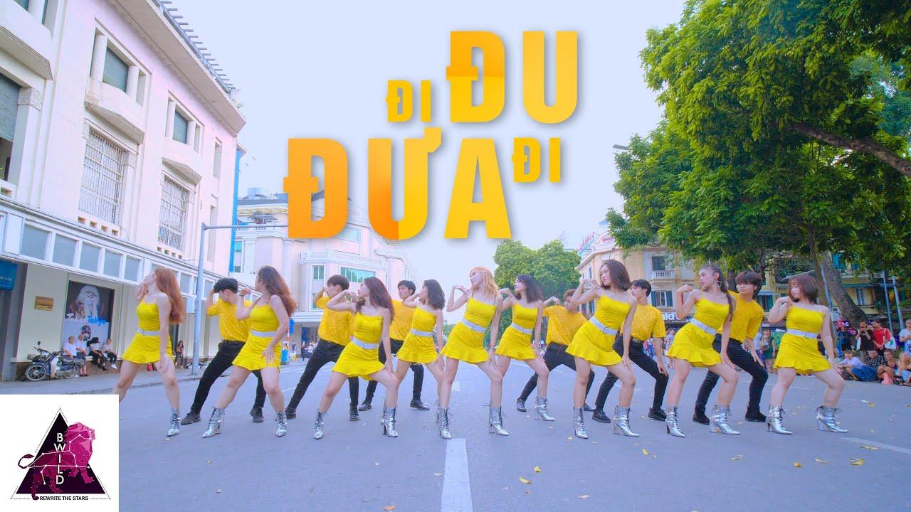 [QUẨY PHỐ ĐI BỘ] BÍCH PHƯƠNG - Đi Đu Đưa Đi Dance Choreography By B-Wild Vietnam [DANCING IN PUBLIC]