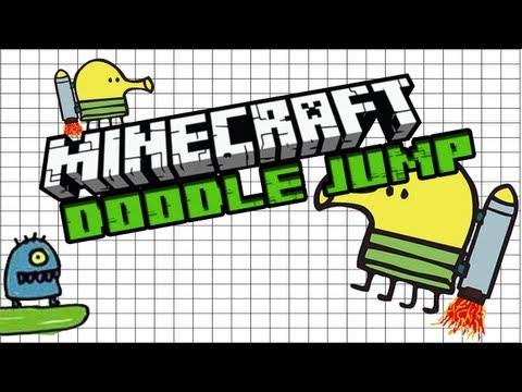 Minecraft: Doodle Jump ft. Bremu