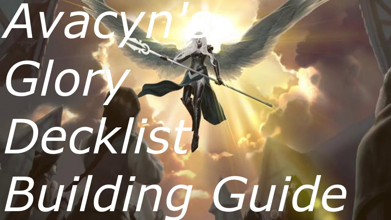 Magic 2014 avacyns glory deck building guide humanitys finest magic 2014 avacyns glory deck building guide humanitys finest ccuart Gallery