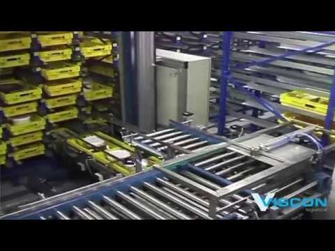 Viscon Logistics - Order Picking Systems