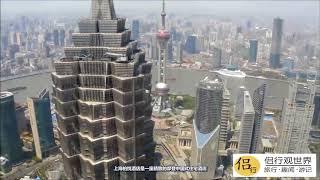 世界位处楼层最高的10家豪华酒店,其中中国就占了6家,最贵一晚要花费10万