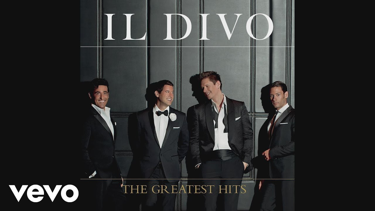 Il divo my way a mi manera audio youtube for El divo youtube