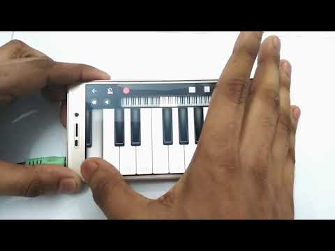 Amar Sonar Bangla | Bangladesh National Anthem Mobile Piano Tutorial