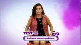 Disney Channel España | Violetta Test a 2 - Camila / Nati