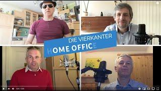Home Office -  DIE VIERKANTER - a cappella
