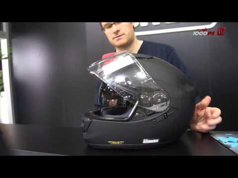 SHOEI GT AIR Im Detail - News von der INTERMOT 2012