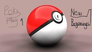 Pokeplay #1 - New beginnings - Hoenn gameplay (Pokemon Global Revolution )