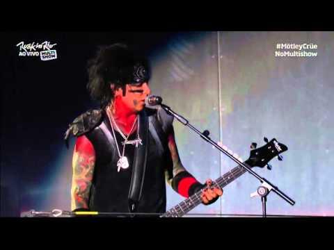 Mötley Crüe - Looks That Kill [live 2015]