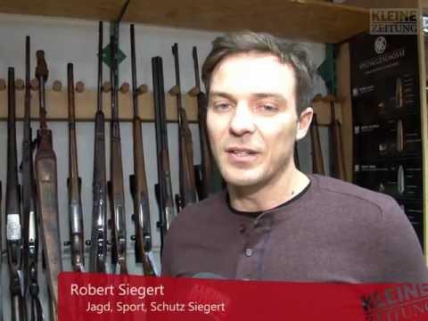 Gesetz: Schusswaffen in Österreich