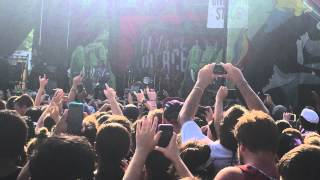 Gambar cover Pierce The Veil - The Divine Zero Holmdel NJ Warped Tour 2015