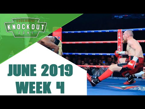 Boxing Knockouts | June 2019 Week 4