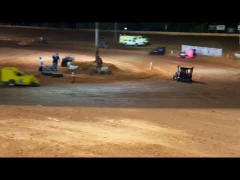 4-1-17 Slingshot Flomaton Speedway part 2