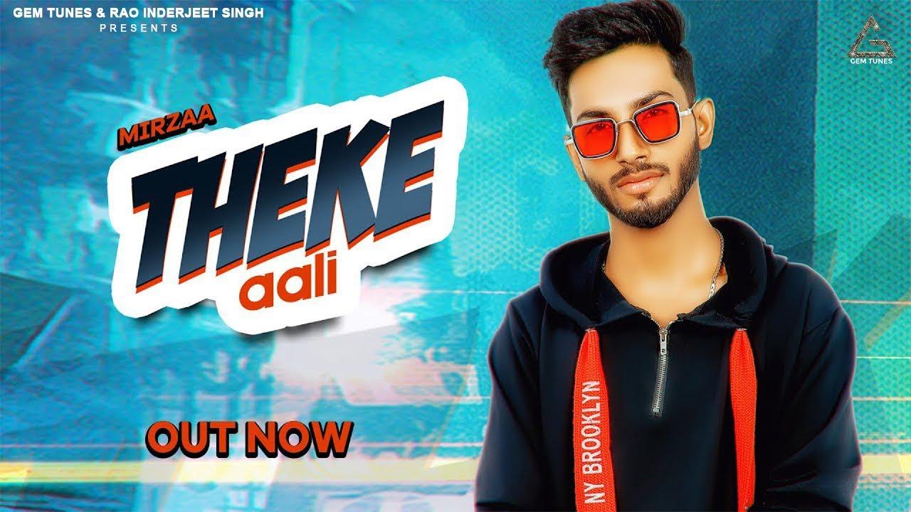 Mirzaa - Theke Aali | Kaka | Latest Haryanvi Song 2020
