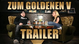 KOOL SAVAS & Visa Vie | ZUM GOLDENEN V | Phobien, Pfeffi & Chefboss | Trailer