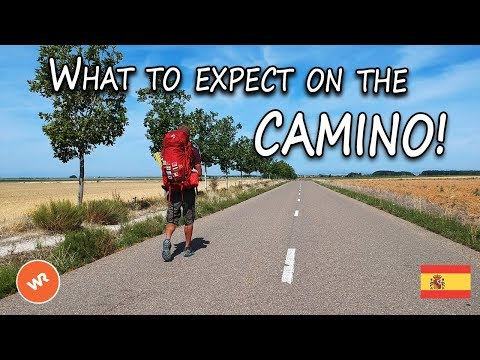 What To Expect On The Camino