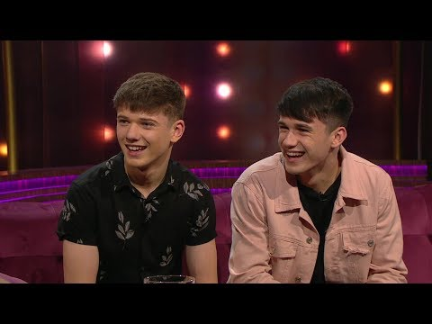 Sean & Conor Price talk X Factor fame | The Ray D'Arcy Show | RTÉ One