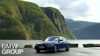 The new BMW 3 Series Sedan