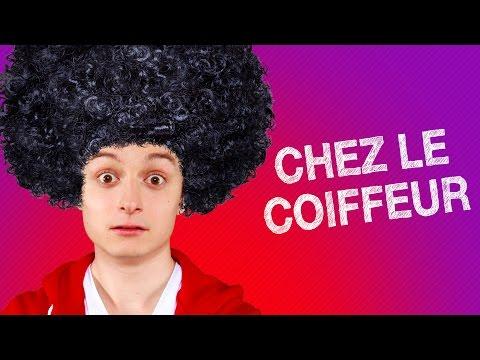 TOP #5 DES PIRES SITUATIONS CHEZ LE COIFFEUR !
