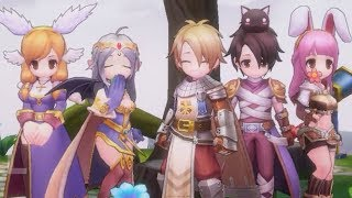 Ragnarok Online Mobile 3D Action MMORPG by Tencent HD Trailer