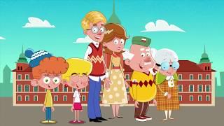 Polska - Piosenki dla dzieci bajuabju TV