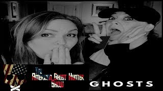 The American Ghost Hunter Show: Guest Girls VS Ghosts