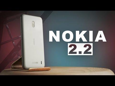 Обзор Nokia 2.2 - лучший за 100$?