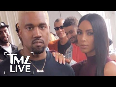 Kim and Kanye Hire Surrogate | TMZ Live