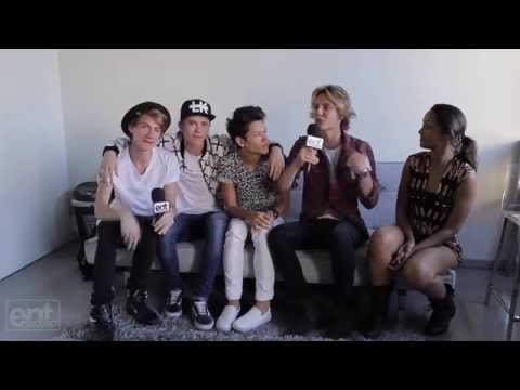 The Fooo Conspiracy Play Truth or Dare & Interview!
